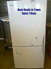 Westinghouse 510L Bottom Mount Fridge WBM5100WR-L, Open 4 Inspection 7 Days