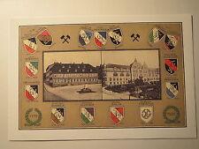 Clausthal - Bergakademie - Farbschilde & Zirkel Corps Burschenschaft Wingolf ...