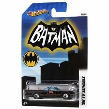 HOT WHEELS BATMAN '66 TV BATMOBILE 1/64 *NEW*