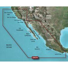 Garmin Bluechart G2 Vision-VUS021R-CALIFORNIA-MESSICO-MICROSD/SD