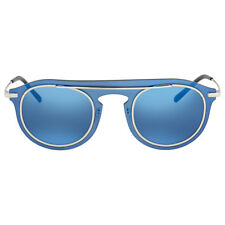 Dolce and Gabbana Blue Mirror Sunglasses