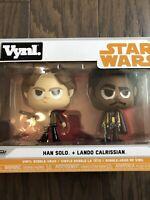 Funko Vynl: Star Wars Solo-Han & Lando Collectible Figure Movie Vinyl Gift B