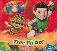 Tree Fu Tom Tree Fu Go! BRAND NEW BOOK  (Paperback, 2013)