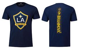 Los Angeles Galaxy T-Shirt MLS Fanatics Zlatan Ibrahimovic 9 T-Shirt - New