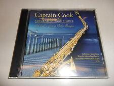 CD Capitaine Cook et ses chantant saxophone-je pense si volontiers à Billy vaug