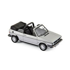 Norev 840073 VW Golf Cabriolet Silver 1981 Scale 1:43 Model Car New! °