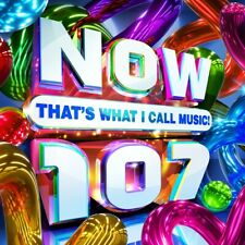 NOW That's What I Call Music! 107 - Various Artists (Album)  RELEASED 27/11/2020
