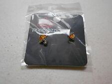 Paparazzi Kids Earrings (new) UMBRELLAS - ORANGE & YELLOW