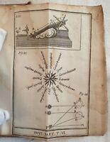 LORENZO ALTIERI ELEMENTA PHILOSOPHIAE FISICA PARTICOLARE ASTRONOMIA FOSSILI 1778