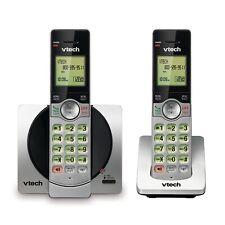 Vtech Cs6919 2-handset expandable cordless phone system. Cid/Cw. Intercom