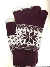 Warm Winter Gloves Knitted Touch Gloves Men Women Gloves Touch Screen Glove