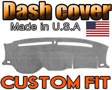 Honda Pilot 2003-2008 w// Sensor Brushed Suede Dash Cover Mat Black