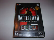 (2) Complete Battlefield 2 Collection / Civilization V computer game ( PC)