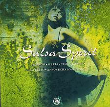 VARIOUS - SALSA SPIRIT (15 TRACK COMPILATION CD HOLLAND)