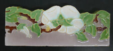 Malibu Flower Bud Cap Tile California/Pink
