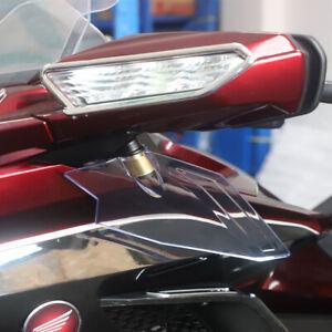 NEW Motorcycle Windscreen Wind Deflector Handguard for Honda Goldwing F6B GL1800