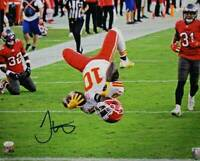 TYREEK HILL Kansas City Chiefs Autographed 8x10 Signed Photo Reprint