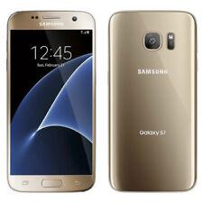 Libre TELEFONO Verizon Samsung Galaxy S7 G930V 32GB 3G/4G LTE GPS NFC - Oro