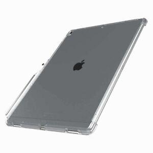 Apple iPad Pro 12.9 inch 2nd Generation tech21 IMPACT CLEAR Matte Pencil Holder