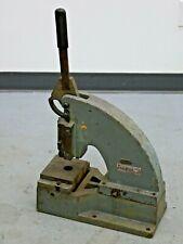 Di Acro No 1 Bench Mount Punch For Sheetmetal Die Press Diarco Stamping