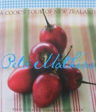 A Cook's Tour of New Zealand - Peta Mathias - Large Hardcover