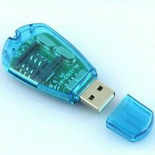 USB SIM Card Reader Copy Cloner Writer SMS Backup GSM/CDMA/WCDMA