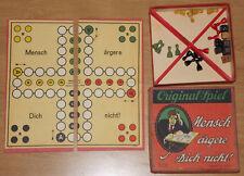 Mensch ärgere Dich nicht - Original-Spiel - Alte & seltene Version Nr.3R JFSM