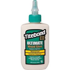New listing Titebond Iii Wood Glue 4 oz