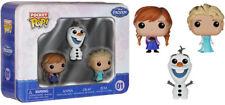 Frozen - Elsa, Anna and Olaf Pocket Pop 3-Pack Tin