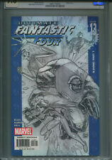 ULTIMATE FANTASTIC FOUR #13 Sketch  CGC 9.8   FREE SHIPPING
