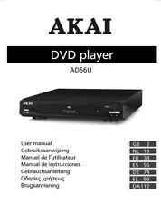 akai dvd player ebay rh ebay ca akai tv dvd combo manual akai tv dvd vcr combo manual