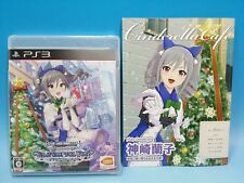 PS3 THE IDOL MASTER Idolmaster Cinderella Girls Gravure for you G4U Vol.6