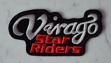 Virago Star Riders PATCH Aufnäher Parche brodé patche toppa yamaha 1100 V-twin