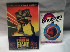 The Iron Giant Promo Comic  Bagged and boarded & 18 Inch Balloon (Anagram)