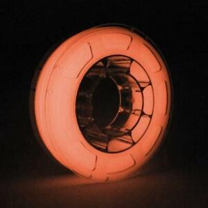 Glow In The Dark Filament Material 3D Plastic 1.75mm Printer Luminous Marble Lot