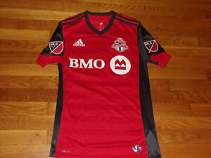 NEW ADIDAS CLIMACOOL TORONTO FC ALTIDORE SHORT SLEEVE SOCCER JERSEY MENS SMALL