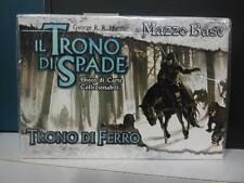 IL TRONO DI SPADE GIOCO DI CARTE COLLEZIONABILI - MAZZO BASE - TRONO DI FERRO