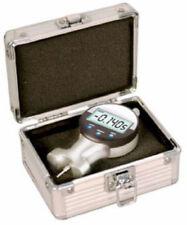 NEW LONGACRE DIGITAL TIRE TREAD DEPTH GAUGE WITH CASE, 50565
