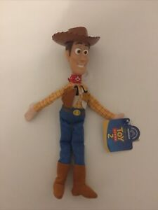 Toy Story 2 Woody Plush With Tags