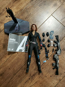 Hot Toys Black Widow from Age of Ultron Loose