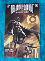 Elseworlds Batman Volume 1 DC Deluxe TPB RARE OOP Dark Joker In Darkest Knight