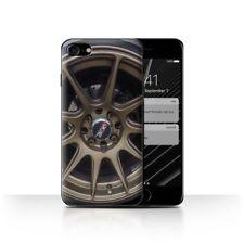 Étuis, housses et coques marron métalliques iPhone 7 pour téléphone mobile et assistant personnel (PDA)