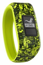 Garmin Vivofit Jr. Motivator and Activity Tracker - Digi CamoYellow