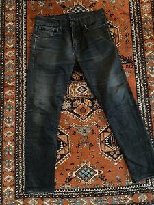 Vintage Levis 512 Black Size 31/30