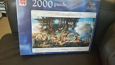 Tom Dubois 2000 pce Jumbo Jigsaw