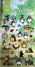 Studio Ghibli My Neighbour Totoro Stickers Scrapbook Diary Book Decoration Label