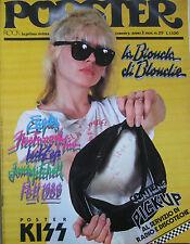 POPSTER 29 1979 Blondie Kiss Led Zeppelin Joni Mitchell Knack Fleetwood Mac Cars