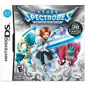 Spectrobes (Nintendo DS, 2007)