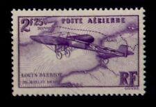 Poste Aérienne 7 : AVION de BLERIOT, Neuf * = Cote 25 € / Lot Timbre France