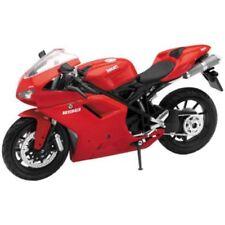 Motocicletas y quads de automodelismo y aeromodelismo New-Ray de plástico de color principal blanco